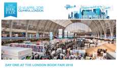 London Book Fair 2016!