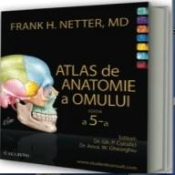 NETTER, ATLAS de ANATOMIE a OMULUI, editie revizuita