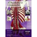 3D Anatomy for Chiropractic Spine DVD-ROM