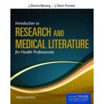 Introduction to Research and Medical Literature for Health Professionals With Access Code