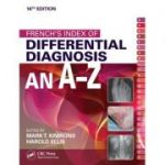 French's Index of Differential Diagnosis An A-Z