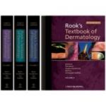 Rook's Textbook of Dermatology, (Four-volume set - Print and Online package)