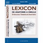 LEXICON de Anatomie a Omului, Etimologia Termenilor Anatomici