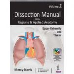 Dissection Manual with Regions & Applied Anatomy: Vol 1: Upper Extremity and Thorax
