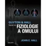 Guyton & Hall Tratat de fiziologie a omului & Guyton & Hall Fiziologie a omului, Ghid de examinare, set