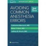 Avoiding Common Anesthesia Errors