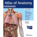 Atlas of Anatomy, Latin Nomenclature