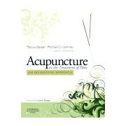 Acupuncture in the Treatment of Pain An Integrative Approach