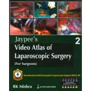 Jaypee's Video Atlas of Laparoscopic Surgery Vol 1 - 4, 48 DVDs set