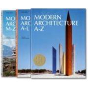 Modern Architecture A-Z, 2 vol. in a slipcase