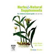 Herbs and Natural Supplements, An Evidence-Based Guide