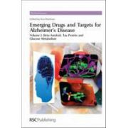 Emerging Drugs and Targets for Alzheimer's Disease: Complete Set