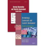 Dermal Absorption and Toxicity Assessment, Second Edition and Dermatologic, Cosmeceutic, and Cosmetic Development: Therapeutic and Novel Approaches (Two-Volume SET)