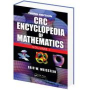 The CRC Encyclopedia of Mathematics, 3 Volume Set