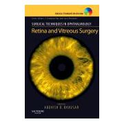 Surgical Techniques in Ophthalmology Series: Retina and Vitreous Surgery Text with DVD