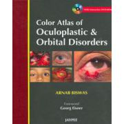 Color Atlas of Oculoplastic & Orbital Disorders (with interactive DVD-ROM)