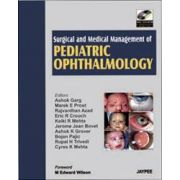 Surgical and Medical Management of Pediatric Ophthalmology with DVD-ROM