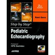 Step by Step Pediatric Echocardiography, book plus DVDROM