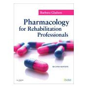 Pharmacology for Rehabilitation Professionals Text and E-Book Package