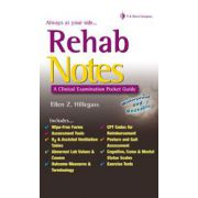 Rehab Notes: Evaluation and Intervention Pocket Guide