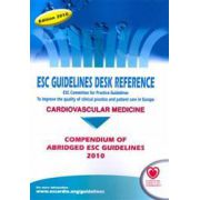 ESC Guidelines Desk Reference 2010 Compendium of Abridged ESC Guidelines 2010 book plus online