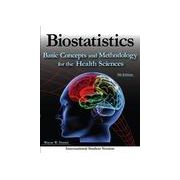 Biostatistics: Basic Concepts and Methodology for the Health Science