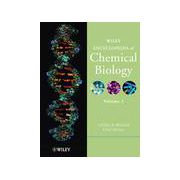 Wiley Encyclopedia of Chemical Biology, 4 Volume Set
