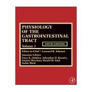 Physiology of the Gastrointestinal Tract, Two Volume Set