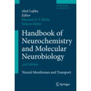 Handbook of Neurochemistry and Molecular Neurobiology, 22 volumes set