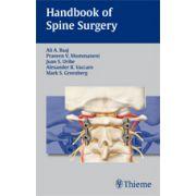 Handbook of Spine Surgery
