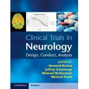 Clinical Trials in Neurology Design, Conduct, Analysis