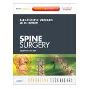 Operative Techniques: Spine Surgery EXPERT CONSULT - ONLINE AND PRINT