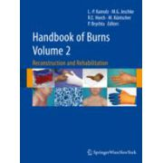 Handbook of Burns, 2 vol. set