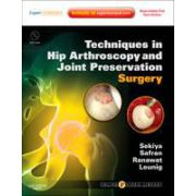 Techniques in Hip Arthroscopy and Joint Preservation Surgery: Expert Consult: Online and Print with DVD: Expert Consult: Online and Print with DVD