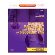 Diagnosis, Management, and Treatment of Discogenic Pain VOLUME 3: A VOLUME IN THE INTERVENTIONAL AND NEUROMODULATORY TECHNIQUES FOR PAIN MANAGEMENT SERIES; EXPERT CONSULT PREMIUM EDITION -- ENHANCED ONLINE FEATURES AND PRINT