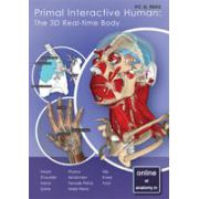 Primal Interactive Human The 3D Real-time Body Annual Subscription