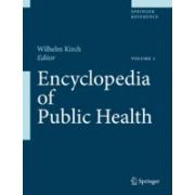 Encyclopedia of Public Health, Volume 1: A - H Volume 2: I - Z