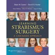 Learning Strabismus Surgery A Case-Based Approach