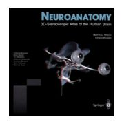 Neuroanatomy 3D-Stereoscopic Atlas of the Human Brain, book with CD-ROM and stereo spectacles