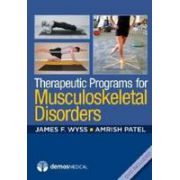 Comprehensive Therapeutic Programs for Musculoskeletal Disorders