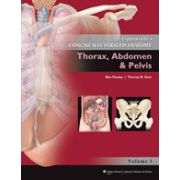 Lippincott's Concise Illustrated Anatomy; Thorax, Abdomen & Pelvis