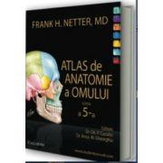 NETTER, ATLAS de ANATOMIE a OMULUI plus StudentConsult. com 6th ed. (activare online)