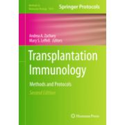 Transplantation Immunology Methods and Protocols