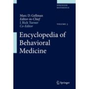 Encyclopedia of Behavioral Medicine print plus e-reference