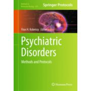 Psychiatric Disorders Methods and Protocols