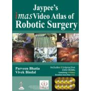 Jaypee's iMAS Video Atlas of Robotic Surgery, booklet & DVD media
