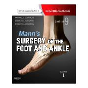 Mann's Surgery of the Foot and Ankle, 2-Volume Set, EXPERT CONSULT: ONLINE and PRINT