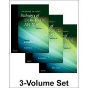 Jubb, Kennedy & Palmer's Pathology of Domestic Animals: 3-Volume Set