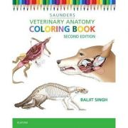 Veterinary Anatomy Coloring Book
