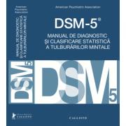 DSM-5, Manual de Diagnostic si Clasificare Statistica a Tulburarilor Mintale